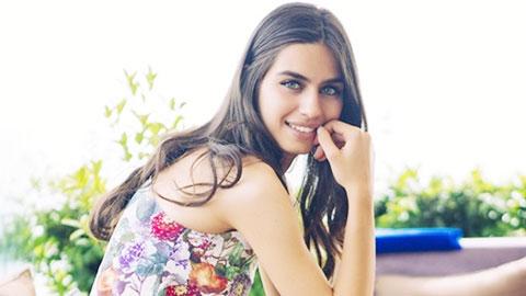 Hoa hậu Thổ Nhĩ Kỳ dính lưới tình của Mesut Oezil