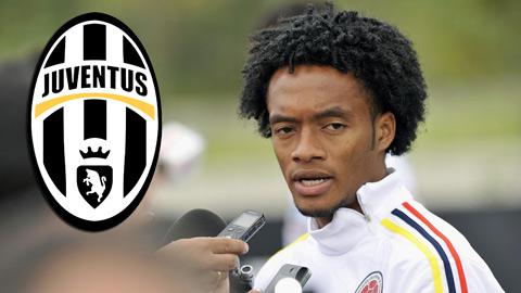 Chelsea đồng ý cho Juventus mượn Cuadrado