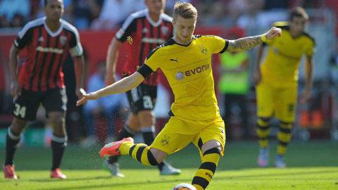 Hủy diệt Ingolstadt, Dortmund chiếm ngôi đầu của Bayern