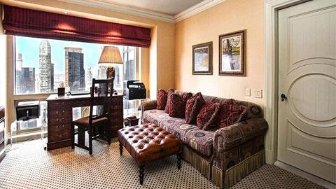 Cận cảnh siêu căn hộ của Ronaldo tại New York