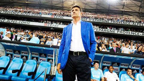 HLV Michel ra mắt Marseille như mơ