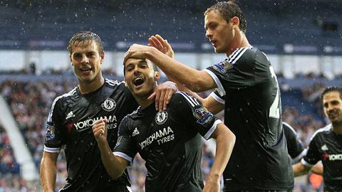 Vòng 3 Ngoại hạng Anh: Thành Manchester lập kỷ lục, tân binh của Chelsea vụt sáng