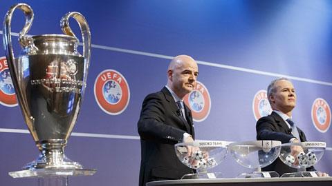Những điều cần biết về lễ bốc thăm chia bảng Champions League 2015/16