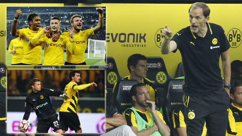 Cuộc đua vô địch Bundesliga 2015/16: 6 lý do để tin Dortmund