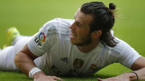 Bale thành vật tế thần ở Madrid