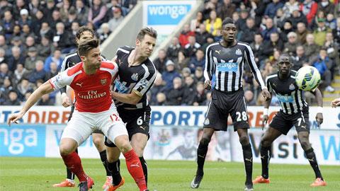 Đội hình dự kiến trận Newcastle vs Arsenal ở vòng 4 giải Ngoại hạng Anh