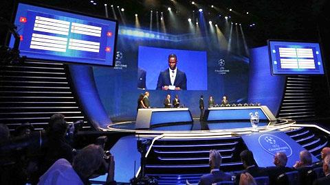 Hậu bốc thăm chia bảng Champions League: Người trong cuộc nói gì?