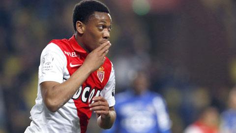 ĐT Pháp triệu tập: Lần đầu tiên cho Martial