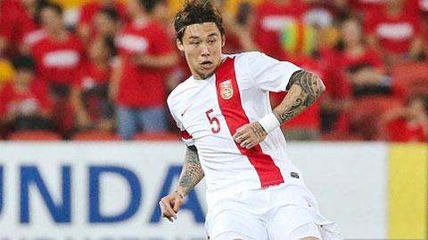 Chelsea bất ngờ hỏi mua hậu vệ người Trung Quốc