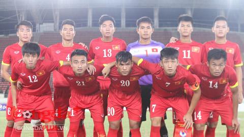Cầu thủ U19 Việt Nam chọn số áo theo… bảng chữ cái ABC