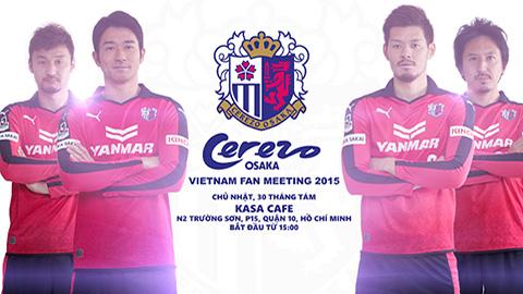 Đội bóng J.League tổ chức Fan Fest tại Việt Nam