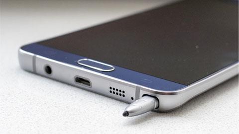 Galaxy Note5 bị kẹt bút cảm ứng S Pen: Xử lý đơn giản đến khó tin