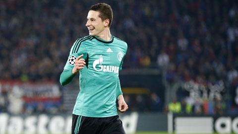 Draxler sẽ gia nhập Juve trong 24 giờ tới