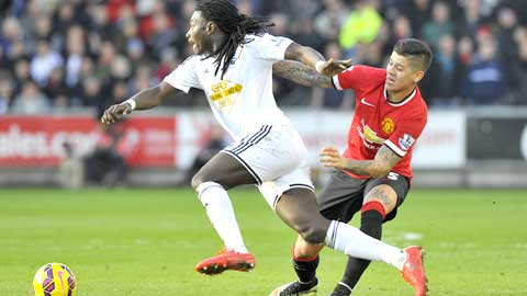 Nhận định Swansea vs Man Utd, 22h00 ngày 30/8