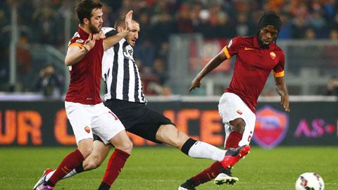 Nhận định Roma vs Juventus, 23h00 ngày 30/8