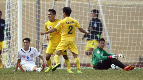 FLC Thanh Hóa vẫn còn hy vọng vô địch