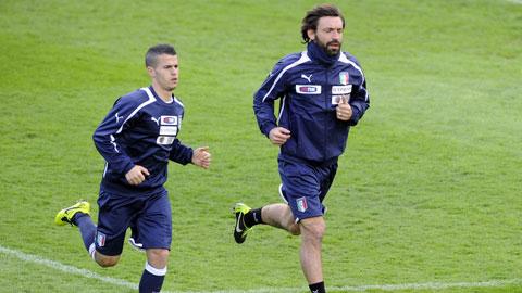 ĐT Italia triệu tập 8 cầu thủ đang thi đấu ở nước ngoài: Azzurri không còn của riêng Serie A
