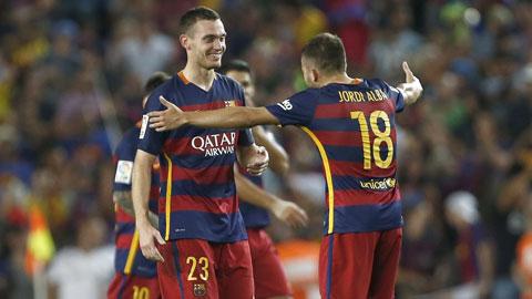 Vermaelen: Người hùng bất ngờ của Barca