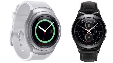Samsung Gear S2 chống nước ra mắt với 2 phiên bản