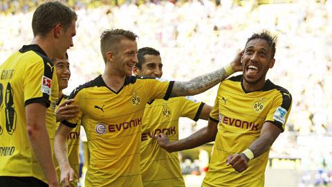 Dortmund đang chơi thứ bóng đá vị nghệ thuật