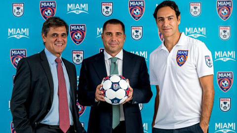 Nesta được bổ nhiệm làm HLV trưởng CLB Miami