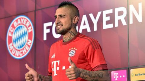 Mùa chuyển nhượng thành công của Bayern