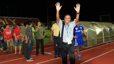B.BD lập kỷ lục vô tiền khoáng hậu với 4 chức vô địch V-League
