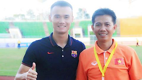 Tiền đạo Việt chinh chiến ở Laos League đánh giá cao U19 Việt Nam