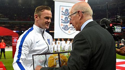 Rooney được LĐBĐ Anh thưởng nếu ghi bàn vào lưới San Marino