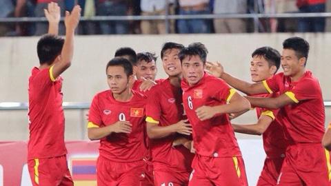 """HLV Hoàng Anh Tuấn: """"Cơ hội vô địch chia đều cho U19 Việt Nam và U19 Thái Lan"""""""