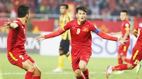 ĐT Việt Nam ưu tiên cho hàng công ở vòng loại World Cup 2018