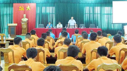 Lãnh đạo VFF động viên ĐT U19 Việt Nam