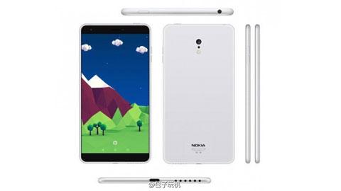 Nokia C1 – smartphone đầu tiên chạy Android của Nokia lộ ảnh dựng
