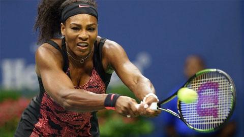 Serena Williams thoát hiểm ngoạn mục ở vòng 3 US Open