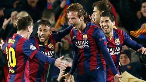 Ngân sách Barca vượt mốc 600 triệu euro