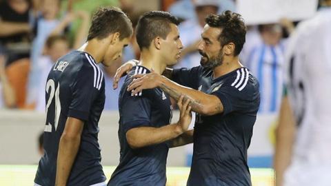 Messi & Aguero tỏa sáng, Argentina hủy diệt Bolivia 7 bàn trắng