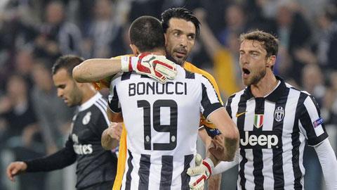 Tỷ lệ cầu thủ Italia ở Juventus giảm xuống còn 36%: Lão bà đang mất chất Ý