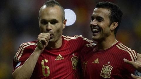 Những điều rút ra từ chiến thắng của Tây Ban Nha trước Slovakia