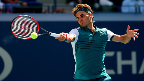 Ngày thi đấu thứ 6 US Open: Federer tốc hành đi tiếp, Berdych, Wawrinka tiếp bước theo sau