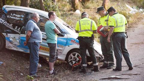 Tai nạn đua xe thảm khốc ở Tây Ban Nha: 6 người chết, 16 người bị thương