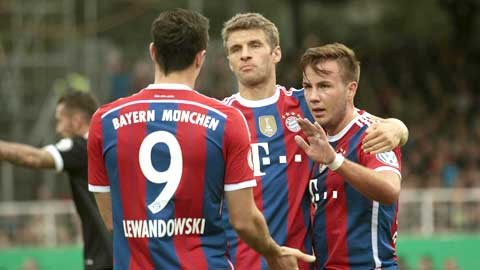 ĐT Đức thắng ĐT Ba Lan: Bayern là kẻ vui nhất