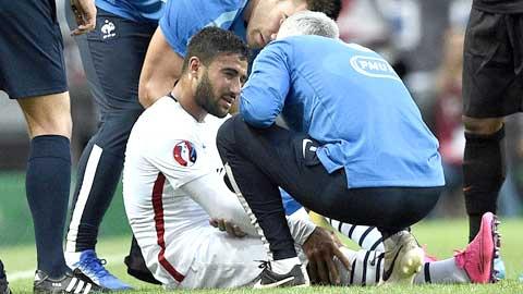 ĐT Pháp và CLB Lyon 'méo mặt' vì Fekir nghỉ 6 tháng bởi chấn thương