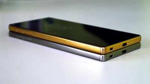 Những mẫu smartphone đi đầu công nghệ tại IFA 2015