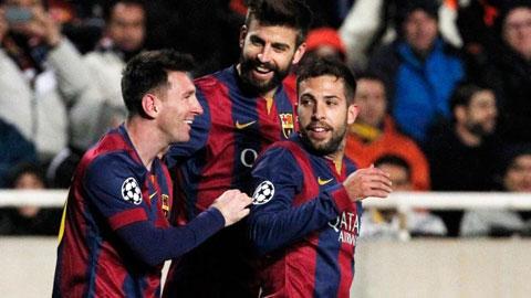 Barca vẫn dẫn đầu về dùng cầu thủ trẻ