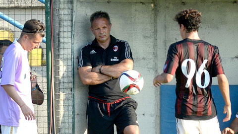 AC Milan: Sóng nổi trước Derby thành Milan