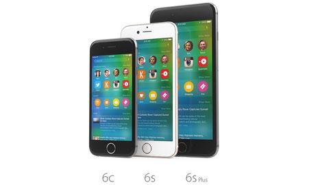 iPhone 6s, iPhone 6s Plus và iPhone 6c sẽ cùng ra mắt đêm mai (9/9)