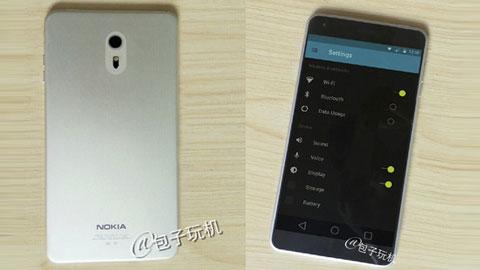 Nokia C1 lộ ảnh thực tế đầu tiên