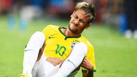 Neymar chưa xứng danh thủ lĩnh Selecao
