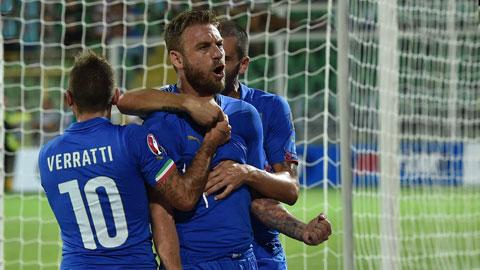 Italia thắng tối thiểu trước Bulgaria: Thay đổi nhưng chưa đủ