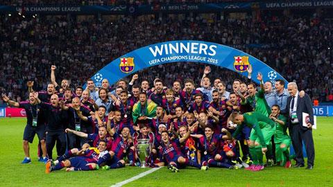 Barca được hiệp hội các CLB châu Âu vinh danh